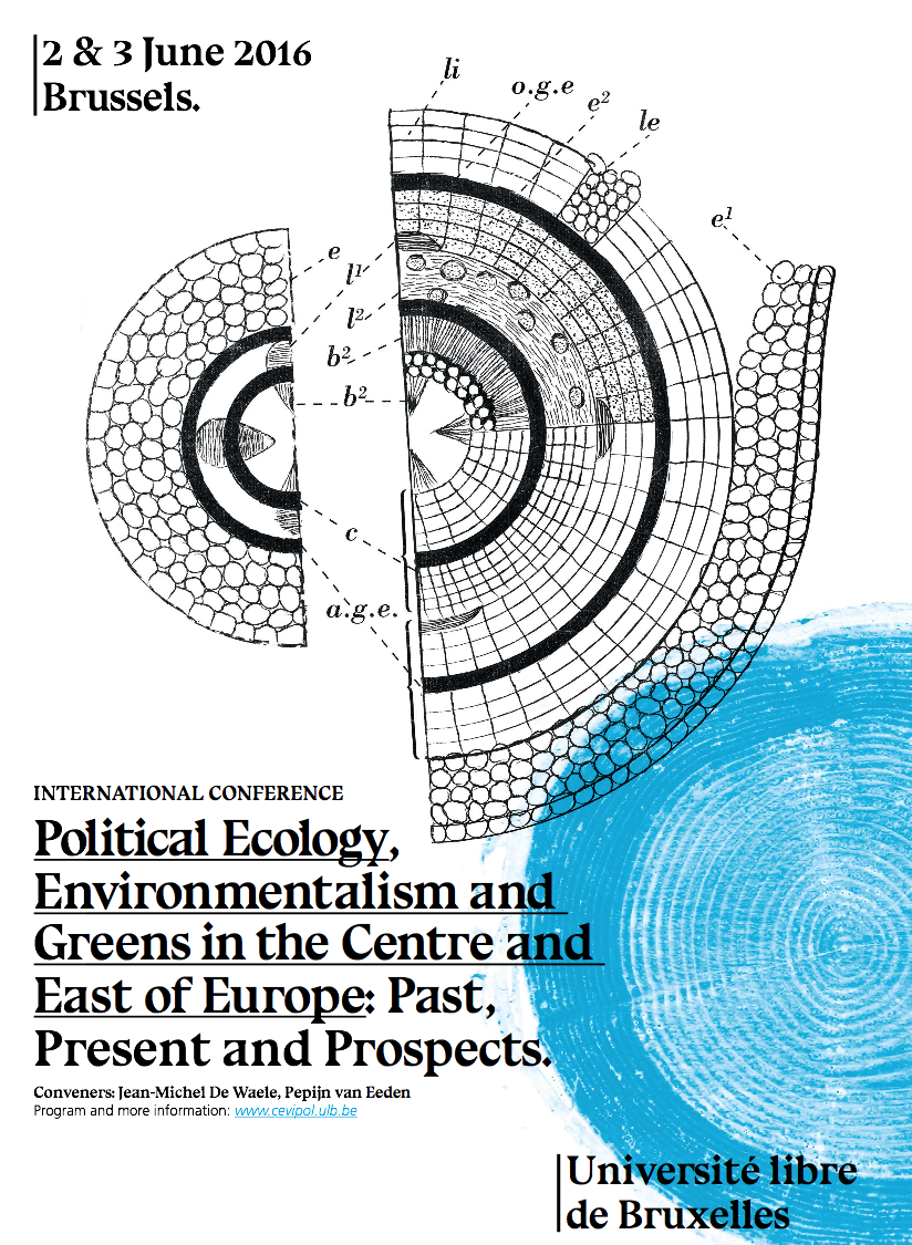 poster politicial ecology