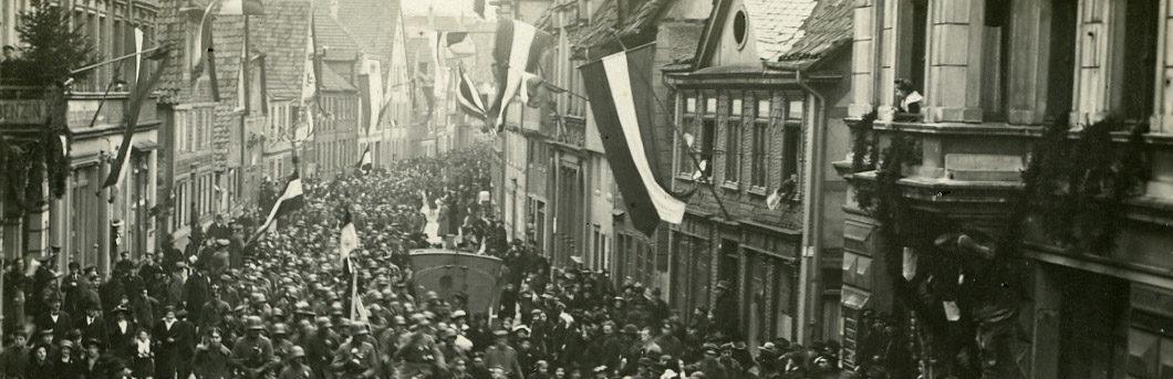 Sortir de la guerre (1919-1930)