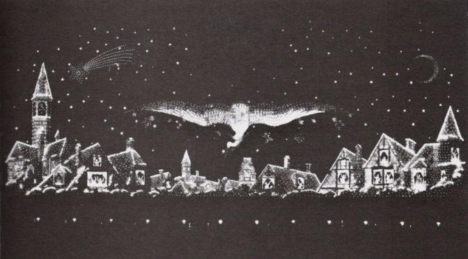 Le Merveilleux de Noël : une mise en scène électrique (1920-1930)