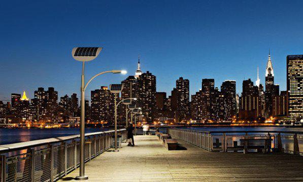 Habiller la ville de Las Vegas : l'intégration des énergies renouvelables dans l'espace urbain