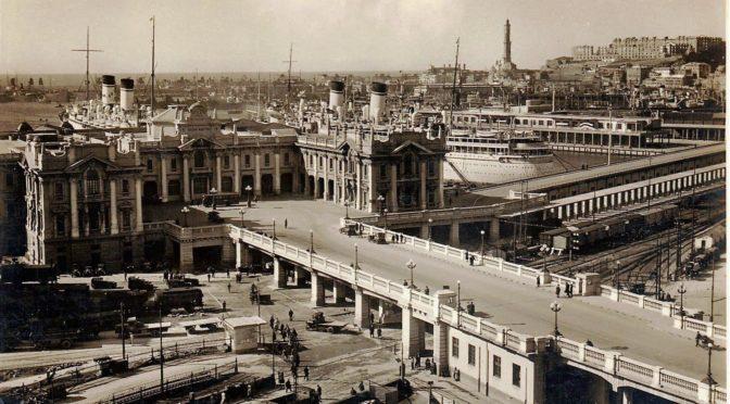 Fascisme et urbanisme à Gênes