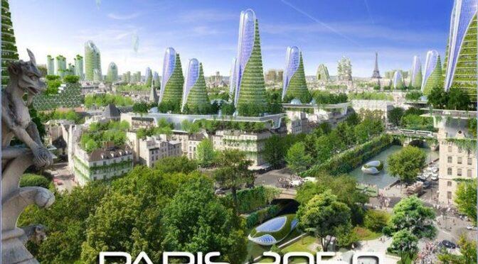 L'urbanisme végétalisé, une transition verte en réponse aux enjeux climatiques