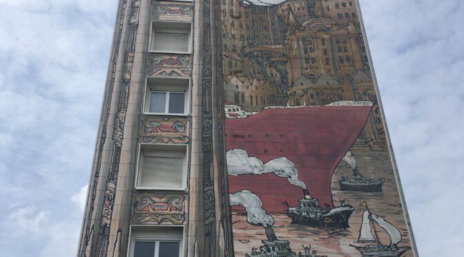 Angoulême : lorsque la bande dessinée s'approprie la ville