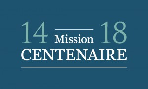 DHI Paris_Aus den Instituten_Logo1_Mission_Centenaire_14_18_blau_gut