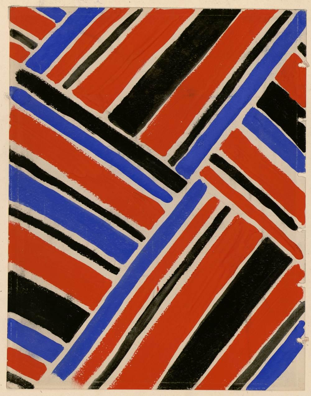 accrochage tissus simultan s de sonia delaunay dessins en couleurs 1924 1949 carnet de. Black Bedroom Furniture Sets. Home Design Ideas