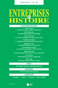 Entreprises et histoire : Le patrimoine industriel