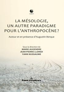 La mésologie, un autre paradigme pour l'anthropocène ? Autour du travail d'Augustin Berque