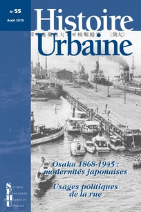 Histoire urbaine : Osaka 1868-1945