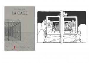 Martin Vaughn-James, La Cage, 1975.
