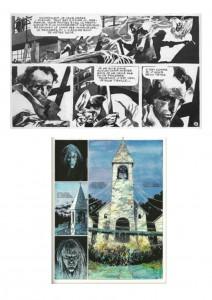 """Les """"Histoires"""" de Poe illustrées par Breccia : une source d'inspiration pour """"La Croisière des oubliés"""" ?"""