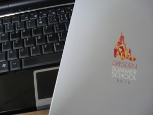Auf die Plätze, fertig, Blog! Junge Forscherinnen und Forscher bloggen die Dresden Summer School 2012