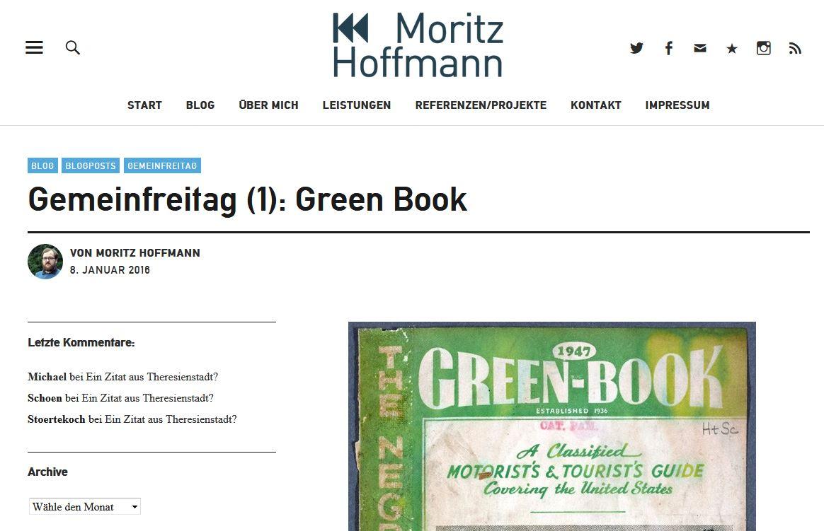 Klaus Graf – Redaktionsblog
