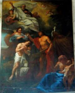 263 x 190 cm, Öl auf Lwd., um 1685 (?), église Saint-Martin, Chèzy-sur-Marne