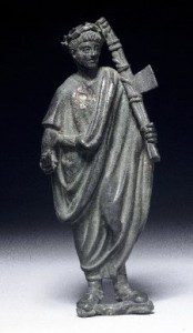 Statuette de licteur (20BC-20, British Museum).