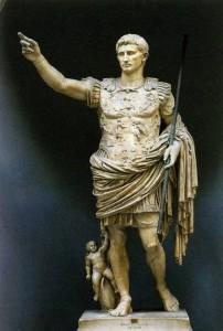 Statue d'Auguste (dite de Prima Porta)