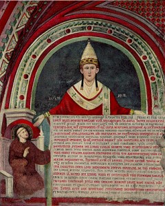 Le pape Innocent III