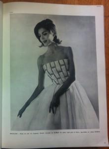 Vogue, März 1960. Foto: Nathalie Keigel