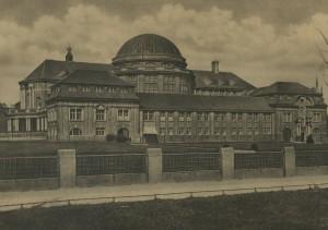 Vorlesungsgebäude