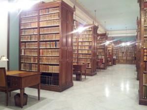 RAE. Biblioteca de académicos. 23 abril 2013