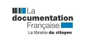 Logo de La documentation française, la librairie du citoyen