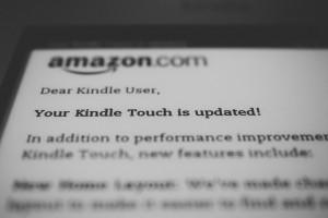 Kindle Amazon, fin d'abonnement