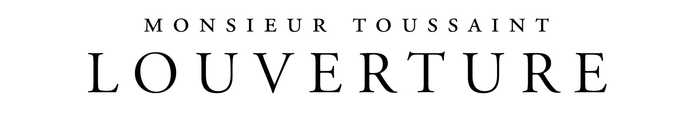 Logo de l'éditeur Monsieur Toussaint Louverture