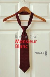 Couverture du livre Monsieur Blanc
