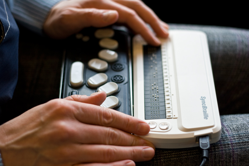 Braille Terminal / Display