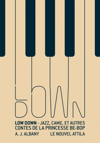 """Couverture de """"Low Down"""" d'Amy-Joe Albany"""
