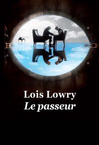 Couverture de Le Passeur, Lois LOWRY, L'École des loisirs, 1994.