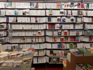 Pochotèque de la librairie Prado Paradis à Marseille