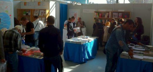 Photo des éditeurs du sud présents au salon du livre d'Alger - octobre, novembre 2017