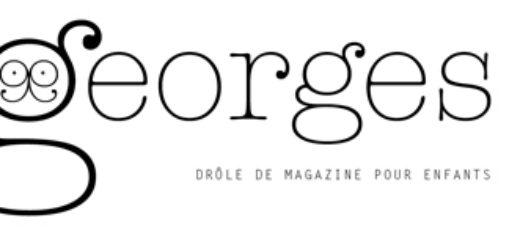 Logo du magazine Georges