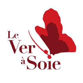 Logo de la maison d'édition Le Ver à Soie