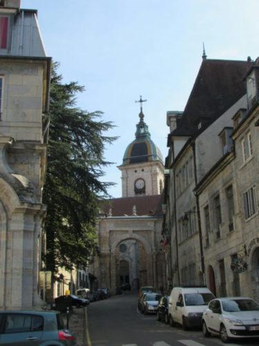 Centre historique de la ville de Besançon