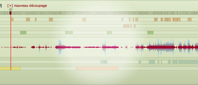 Rencontre à l'atelier «annotation vidéo» du Labo de la BNF