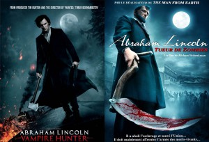 Abraham Lincoln, chasseur de vampires et son mockbuster : Lincoln vs. Zombies