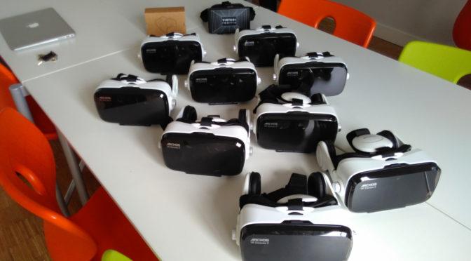 Usages de la réalité virtuelle en éducation