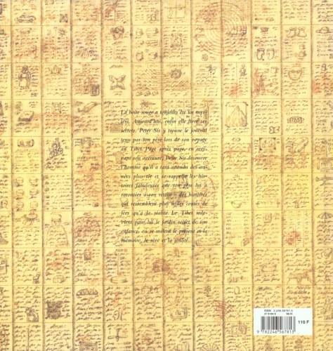 Fig.1 : dos de couverture Tibet (SIS, 1998)