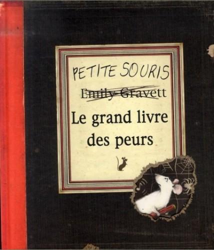 Fig.6 : couverture du Grand Livre des peurs