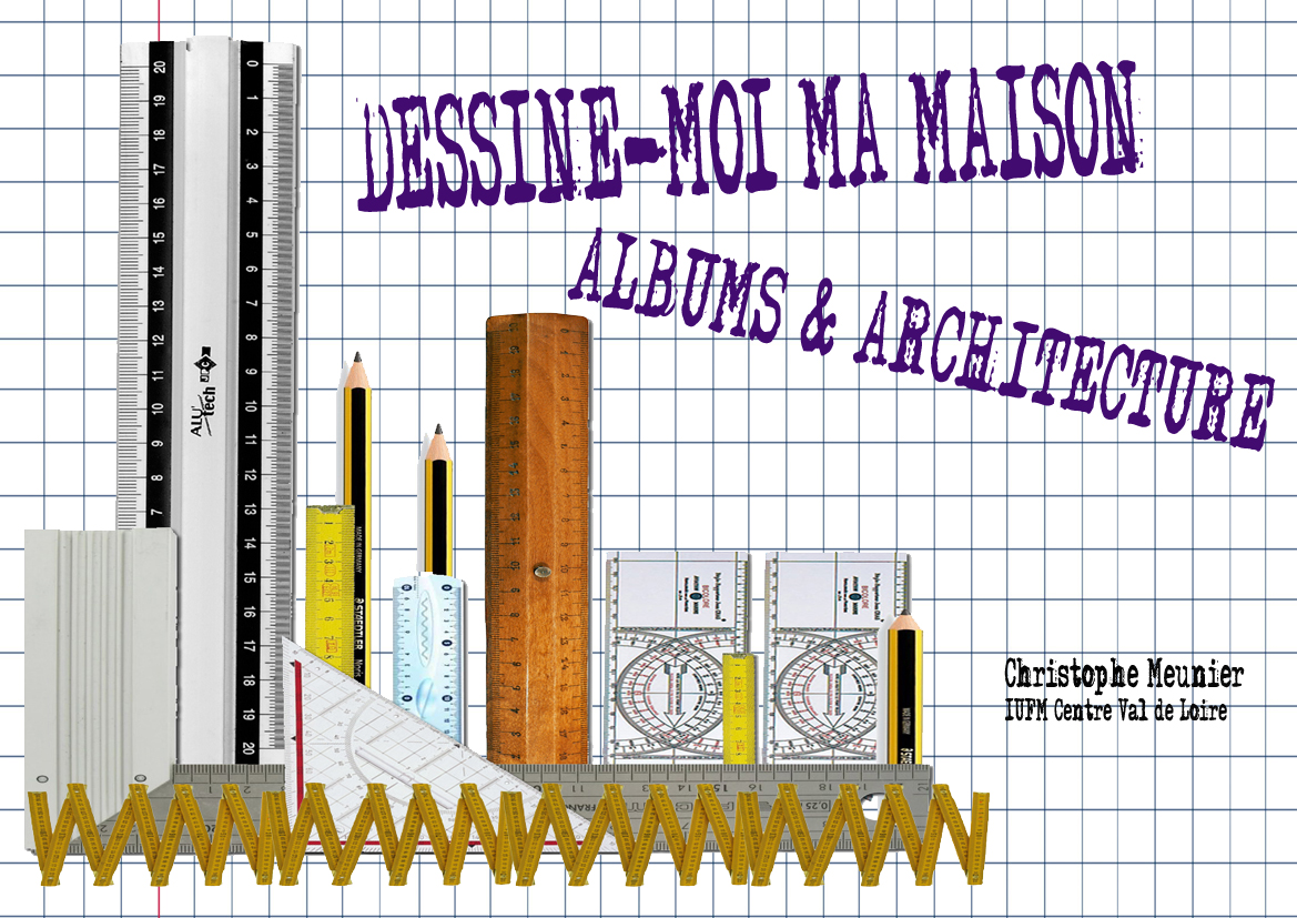 Dessine moi ma maison architectures albums les for Album photo maison