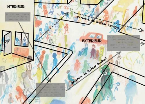 Image 5: schéma organisationnel de la planche I
