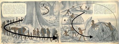 Ill. 2.10. Mangazou (1952), p.15-16.
