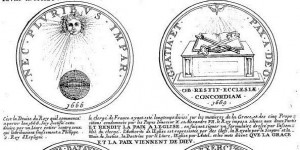 Médaille sur la Paix de l'Eglise
