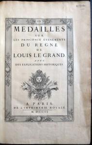 Page de titre de la première édition