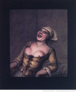 Autoportrait de jean-Jacques Lequeu