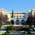La Casa de Velazquez à Madrid