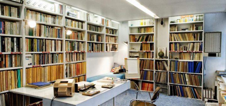 Bibliothèque de Abraham Moles