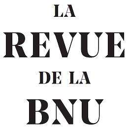 Revue de la Bnu Logo