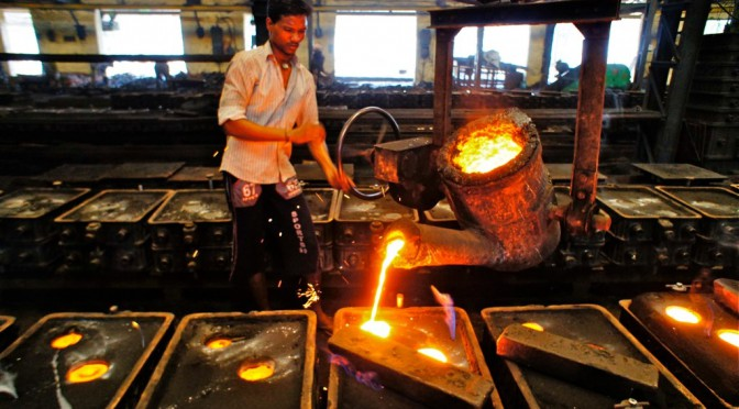 Premature Deindustrialization in India and Re thinking the Role of Government